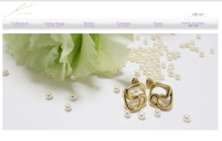 Aire Jewelry http://aire-jewelry.com/ 見澤谷 有里(CAD総合・アントレ) 雰囲気を創り出すジュエリーブランドAire Jewelry(アイレジュエリー)