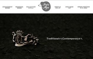 Jewelry Aya http://www.aya-taniguchi.com 谷口 彩(CAD総合+ハワイアン+アントレ) 自由な発想、遊び心を大切に、メッセージ性のあるデザインを