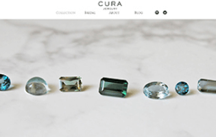 CURA JEWELRY https://cura-jewelry.com/ 蔵 友梨佳(CAD・アントレ)