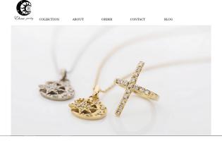 "Elena Jewelry http://www.elena-jewelry.tokyo 汐満 映里香(ジュエリー総合ビジネス) 身に着けるたびにキラキラした気持ちになれるように""光""をコンセプトにしたElena Jewelry"