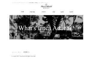 Iruca Adachi Jewelry http://iruca-adachi.com 足立 いるか(CAD・ハワイアン・アントレ) たくさんの想いを重ねたとききっと、あなたのかけがえのないものに。