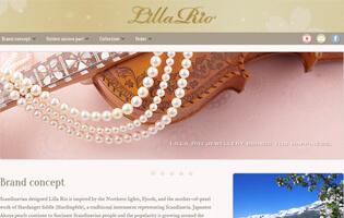 Lilla Rio http://lillario.com/ 山瀬 理桜(CAD総合) 北欧ならではの素材の美しさを活かしたシンプルで魅力的なジュエリーを制作。
