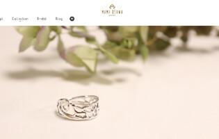 MAMI OSAWA jewelry http://www.mami-osawa.com/ 大澤 真弥(アンティーク+アントレプレナー) 世界各地の天然石を使用した1点もののジュエリー MAMI OSAWA jewelry