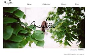 Maryfille http://www.maryfille.com 田村 真里(CAD+アントレプレナー) 植物や動物などの自然のモチーフを中心にデザインしたジュエリーを制作している