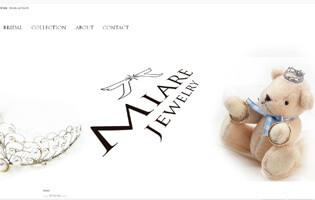 MIARE JEWELRY http://www.miare-jewelry.com/ 寺門 隆之(ハワイアン・アントレプレナー) モダンな中に可憐さのあるデザインのコレクションを展開
