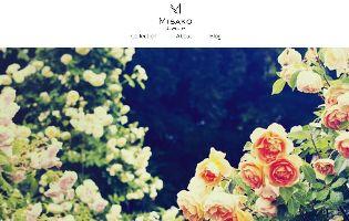 MISAKO JEWELRY http://www.misako-jewelry.com/ 石岡 美紗子(WAX・アントレプレナー) 日常使いができて、毎日を少し輝かせてくれる。身につけて幸せな気持ちになれるジュエリー