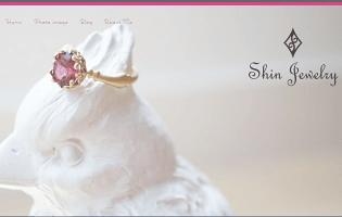 Shin Jewelry https://shin-jewelry.com/ 吉岡 真奈美(WAX・CAD・フリー) Shin Jewelryは代官山の裏路地にお店を構える、日本のジュエリーブランドです。