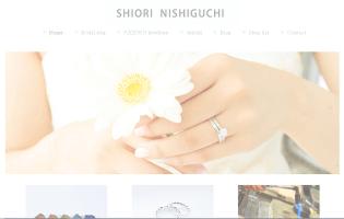 KAZOKU JEWELLERY http://www.shiori-nishiguchi.com/ 西口 詩織(Lavague CAD講師)