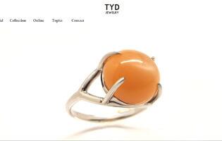 TYD jewelry http://www.tyd-jewelry.com/ 豊田 陽子(ジュエリー総合ビジネス) キラキラのジュエリーが指先や身の回りであなたに寄り添えますように。