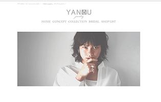 yanou jewelry http://yanou-jewelry.com/index.html 矢農 誠(CAD総合・アントレ) 無駄な装飾をそぎ落とし、シンプル美を追求。Less is moreを美徳としたミニマルなジュエリー
