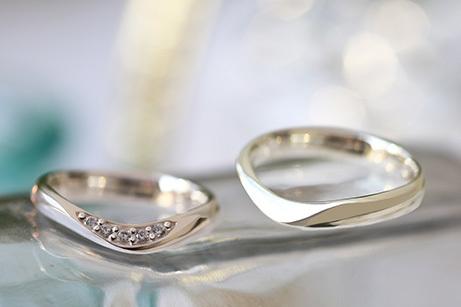 客単価の高い結婚指輪「マリッジリング」