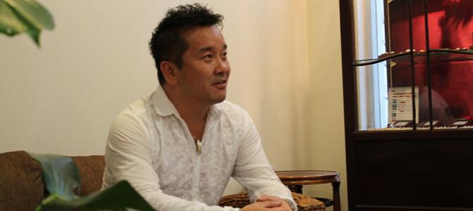 学校長 松尾琢磨 Takuma Matsuo