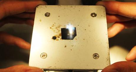 LESSON11 レーザー溶接機を活用してつくる 「ビジュー」