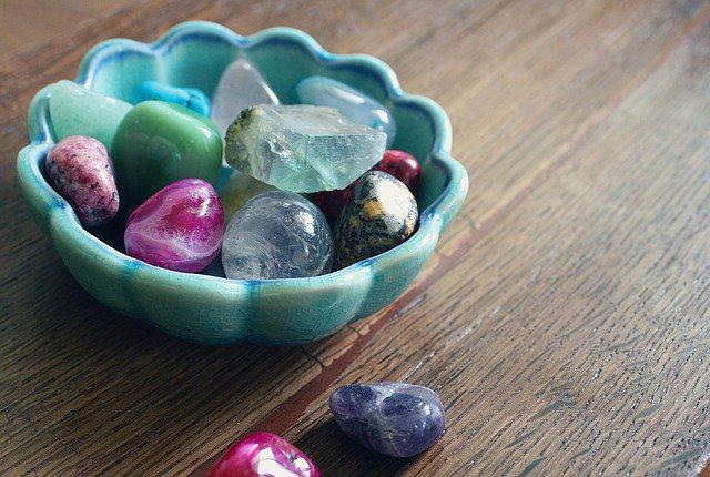キラキラした石・不思議な模様の石・珍しい石がとにかく好き