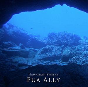 ハワイアンジュエリーブランド「Pua ally」