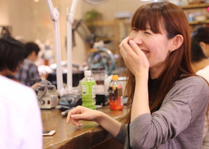 彫金教室の探し方 ~Yukaさん
