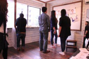 KAZOKU Jewelleryの展示会