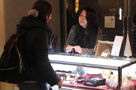 EXIBITION REPORT 東急Bunkamura winter craft collection 2014