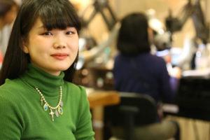 ERINA IMADA JEWELRY ブランドオーナーの 今田恵理奈さん