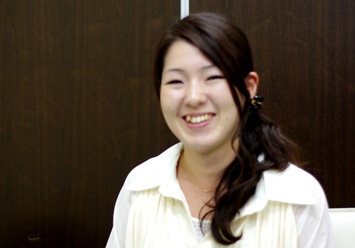 古澤 幸恵さん