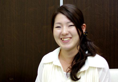 生徒紹介 古澤 幸恵さん