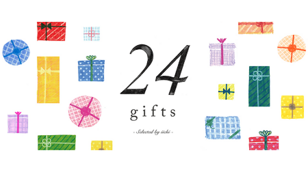 24 gifts iichi CRAFTS MARKET