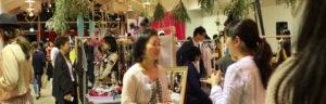 EXIBITION REPORT LUMINE the QUARTIER-LA Exihibition & Market