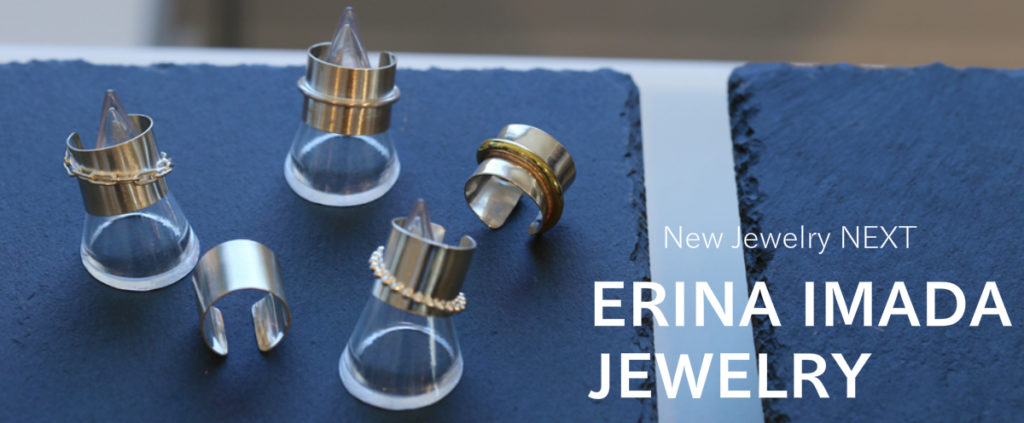 New Lewelry NEXT ERINA IMADA JEWELRY