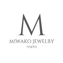 MIWAKO JEWELRYロゴ