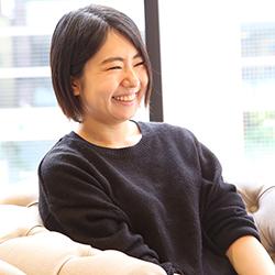 WEB担当・サブマネージャー 中西由衣子(ナカニシユイコ)