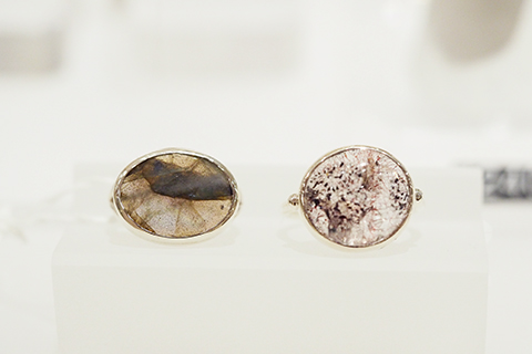 AYA KIYOSHIMA JEWELRY RING