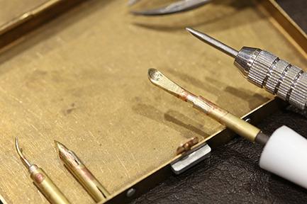 オリジナル道具